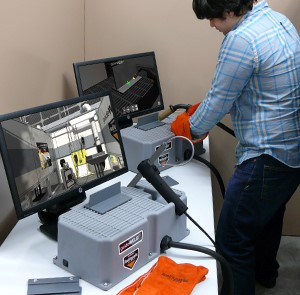 Welding Simulator