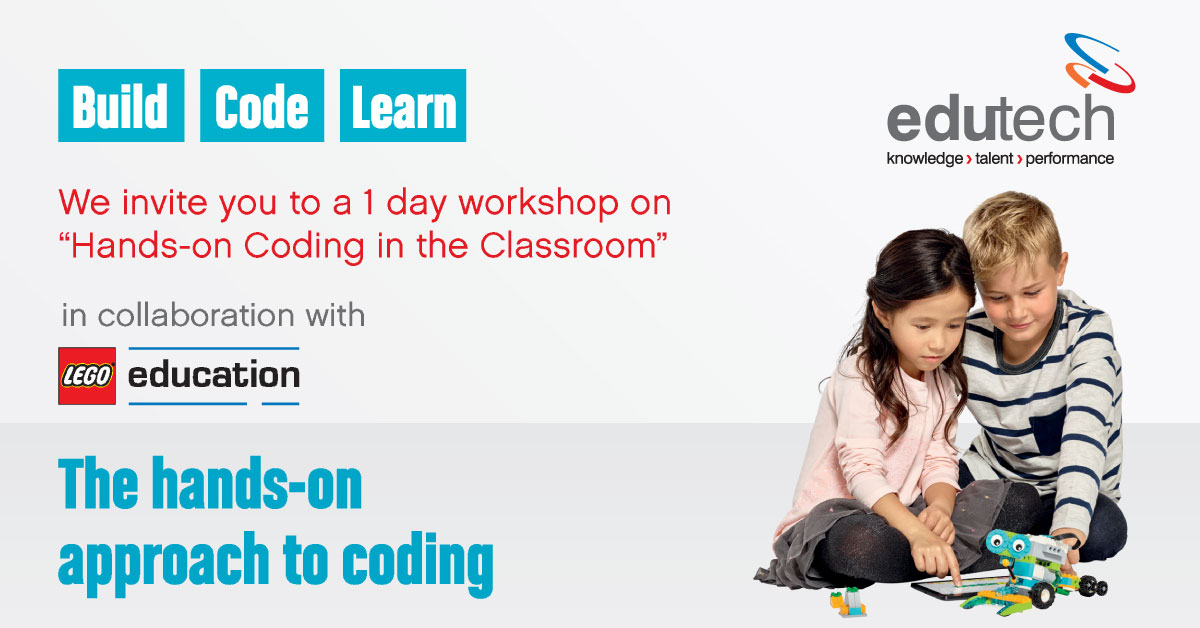 LEGO Coding Workshop Bangalore