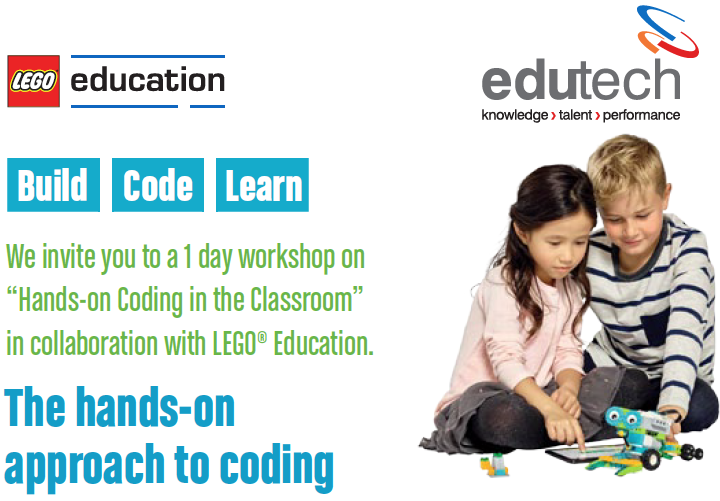 LEGO Coding Workshop