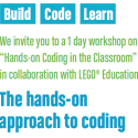 "Workshop – ""Hands-on Coding in the Classroom"""