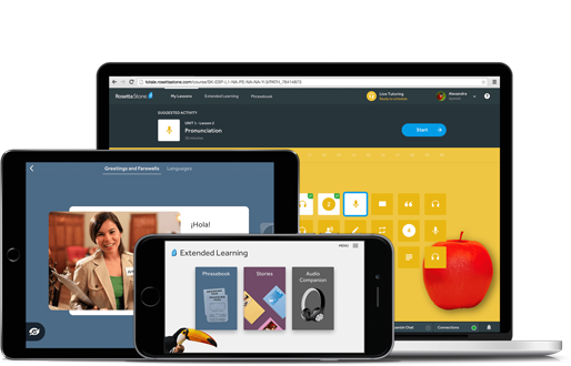 Rosetta Stone Catalyst - Language Learning Solutions for Business